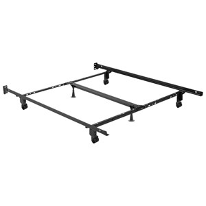 Uni Matic Bed Frame Universal Bed Frame Fits a Twin, Full, Queen or King by Leggett & Platt
