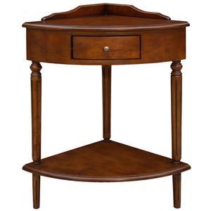 Leick Furniture Favorite Finds Corner Stand