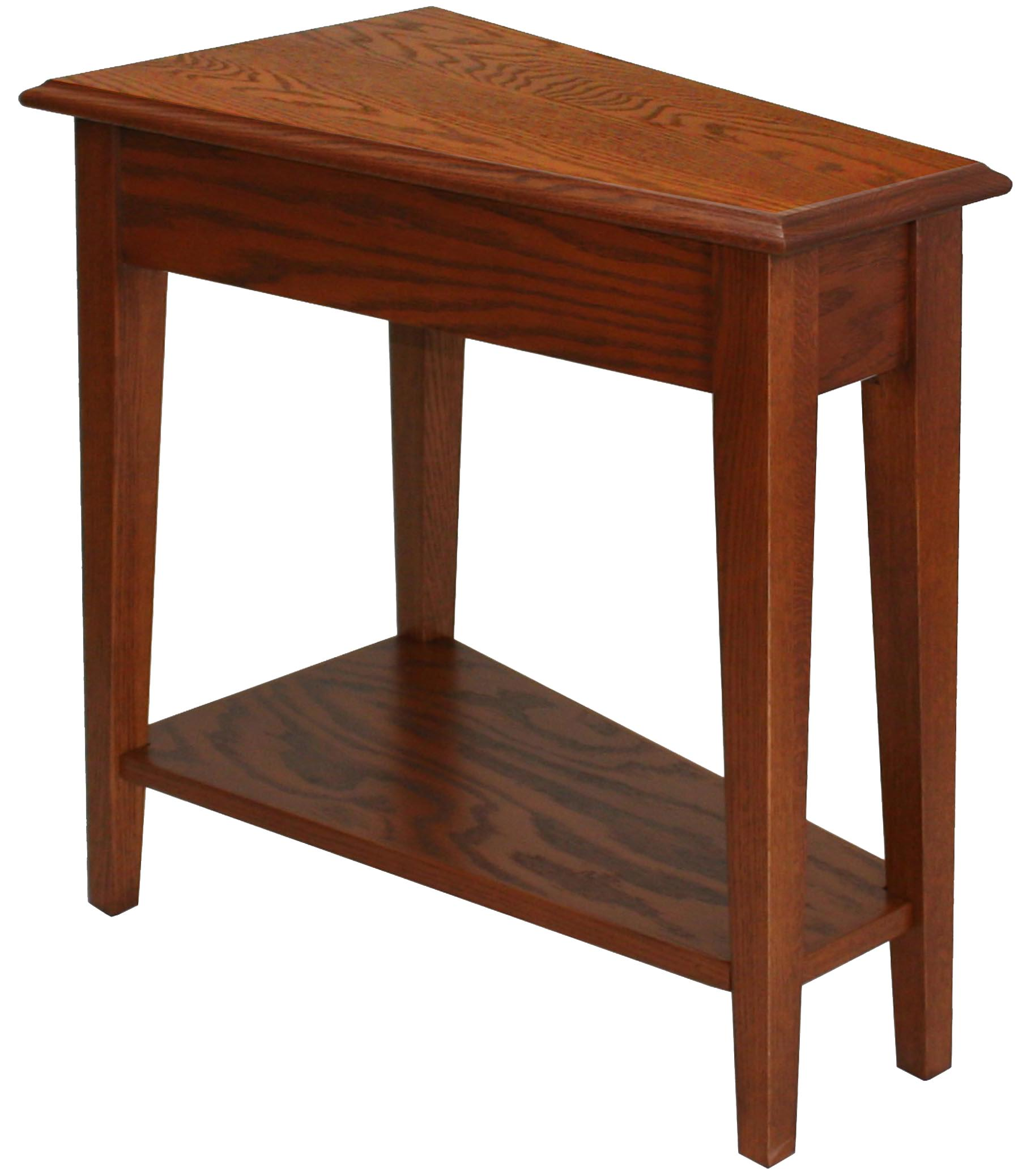 Recliner Wedge Table
