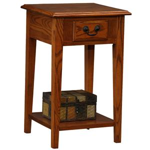 Leick Furniture Favorite Finds Casual Square Side Table
