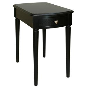 Leick Furniture Favorite Finds Casual Drawer Chairside Table