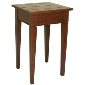 Leick Furniture Favorite Finds Casual Camo Fliptop Square Table