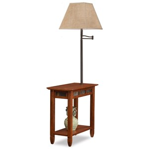 Leick Furniture Rustic End Table