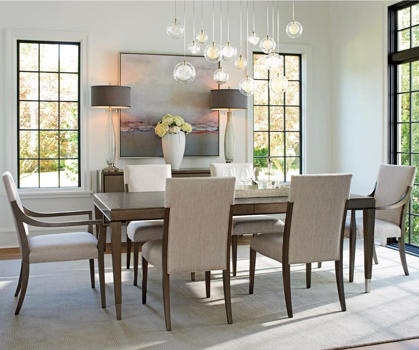 Ariana 7 Pc Dining Set by Lexington at Jacksonville Furniture Mart