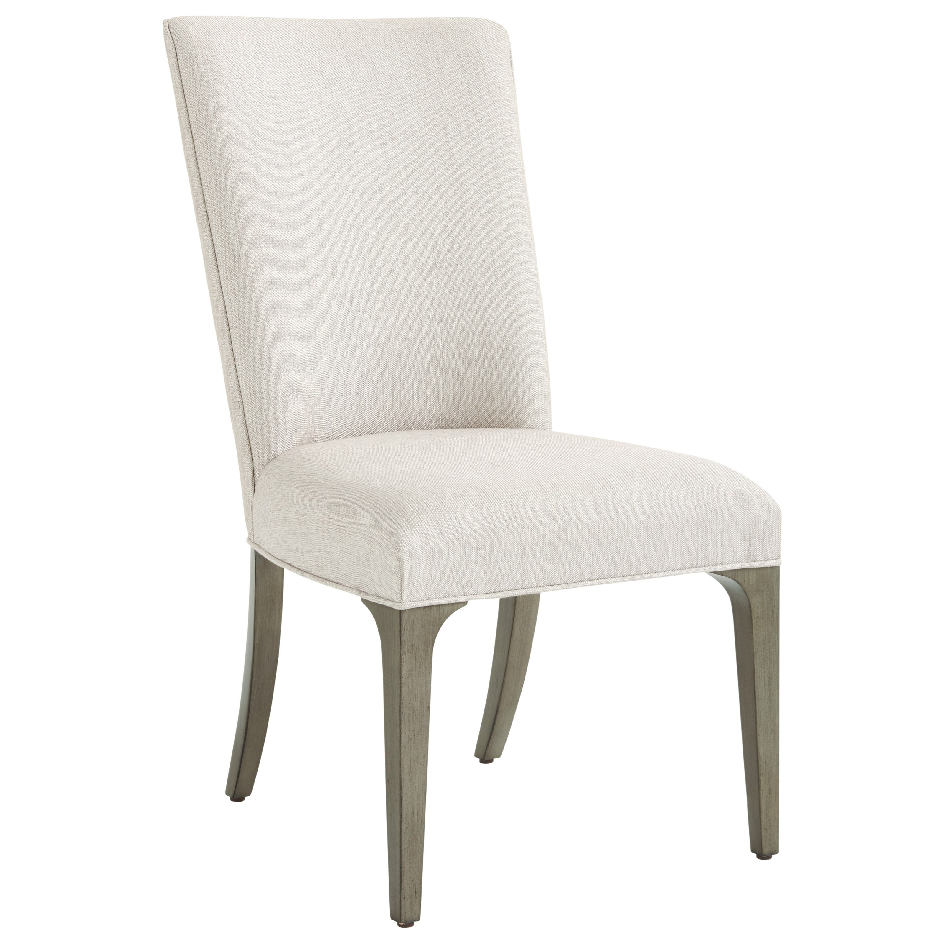 Ariana Bellamy Upholstered Side Chair (married fab) by Lexington at Sprintz Furniture