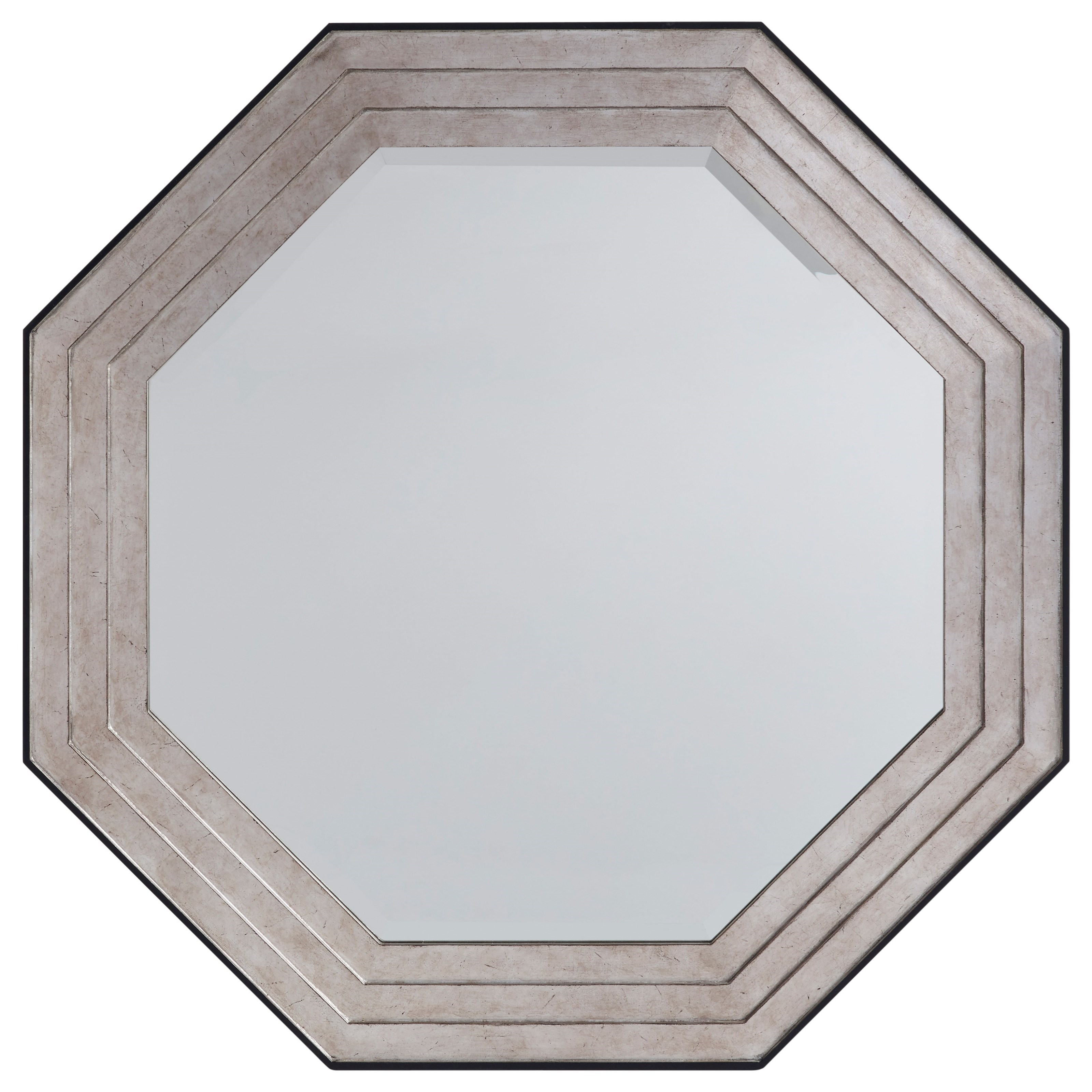 Ariana Latour Octagonal Mirror by Lexington at Baer's Furniture