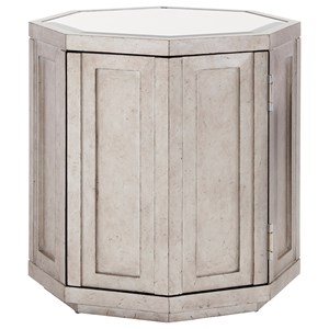 Lexington Ariana Rochelle Octagonal Storage Table