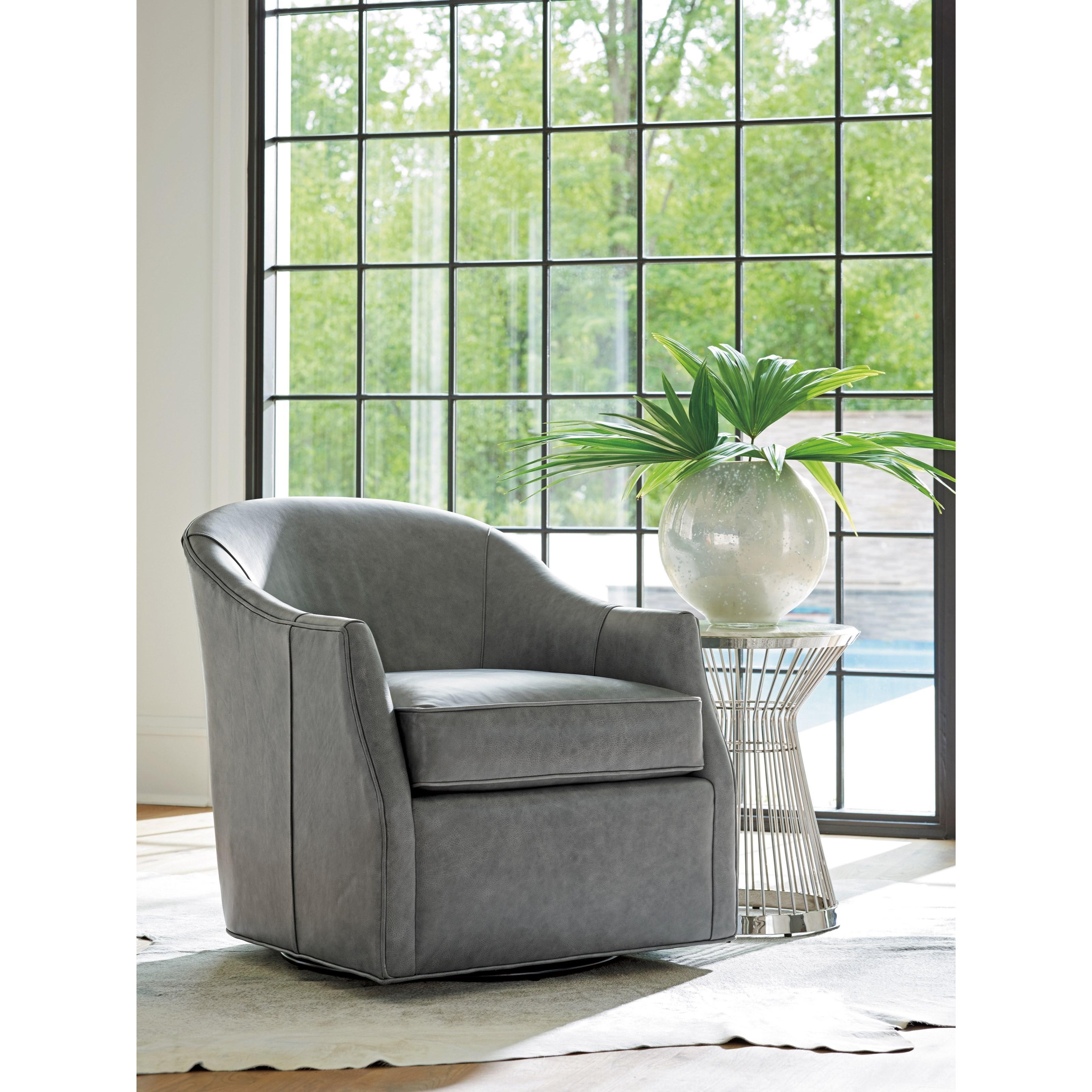 Lexington Ariana Ll7657 11sw Escala Swivel Chair Baer S