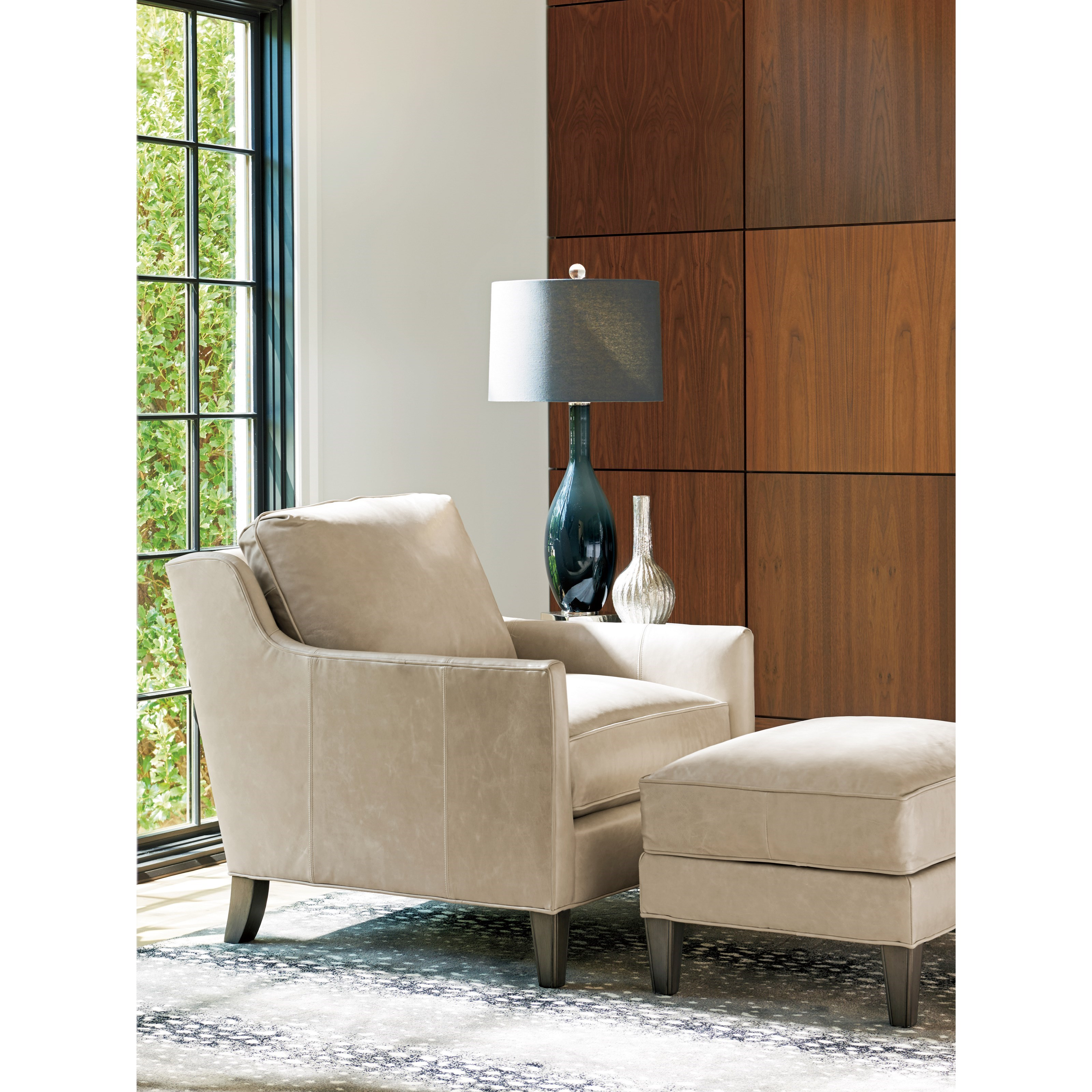 Lexington Ariana Ll7716 11 Turin Contemporary Chair Baer