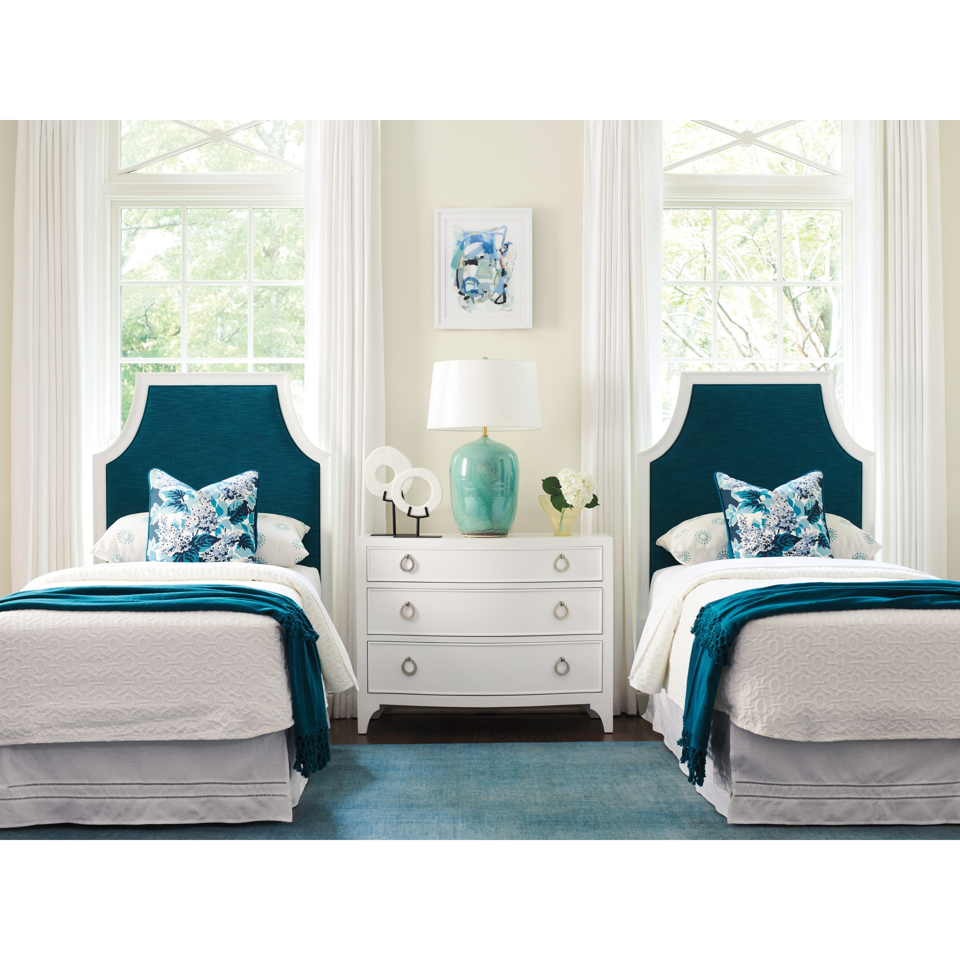 Avondale Twin Bedroom Group by Lexington at Johnny Janosik