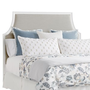 Inverness Upholstered Headboard 3/3 Twin