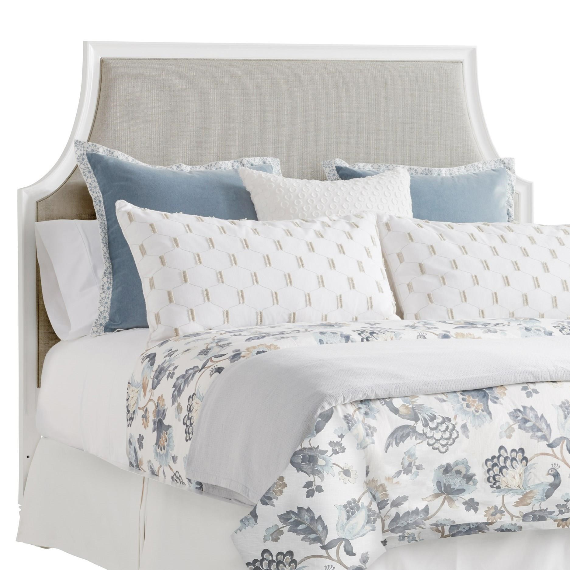 Avondale Inverness Upholstered Headboard 5/0 Queen by Lexington at Johnny Janosik