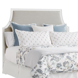 Inverness Upholstered Headboard 6/6 King