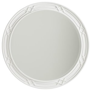 Carreno Round Mirror