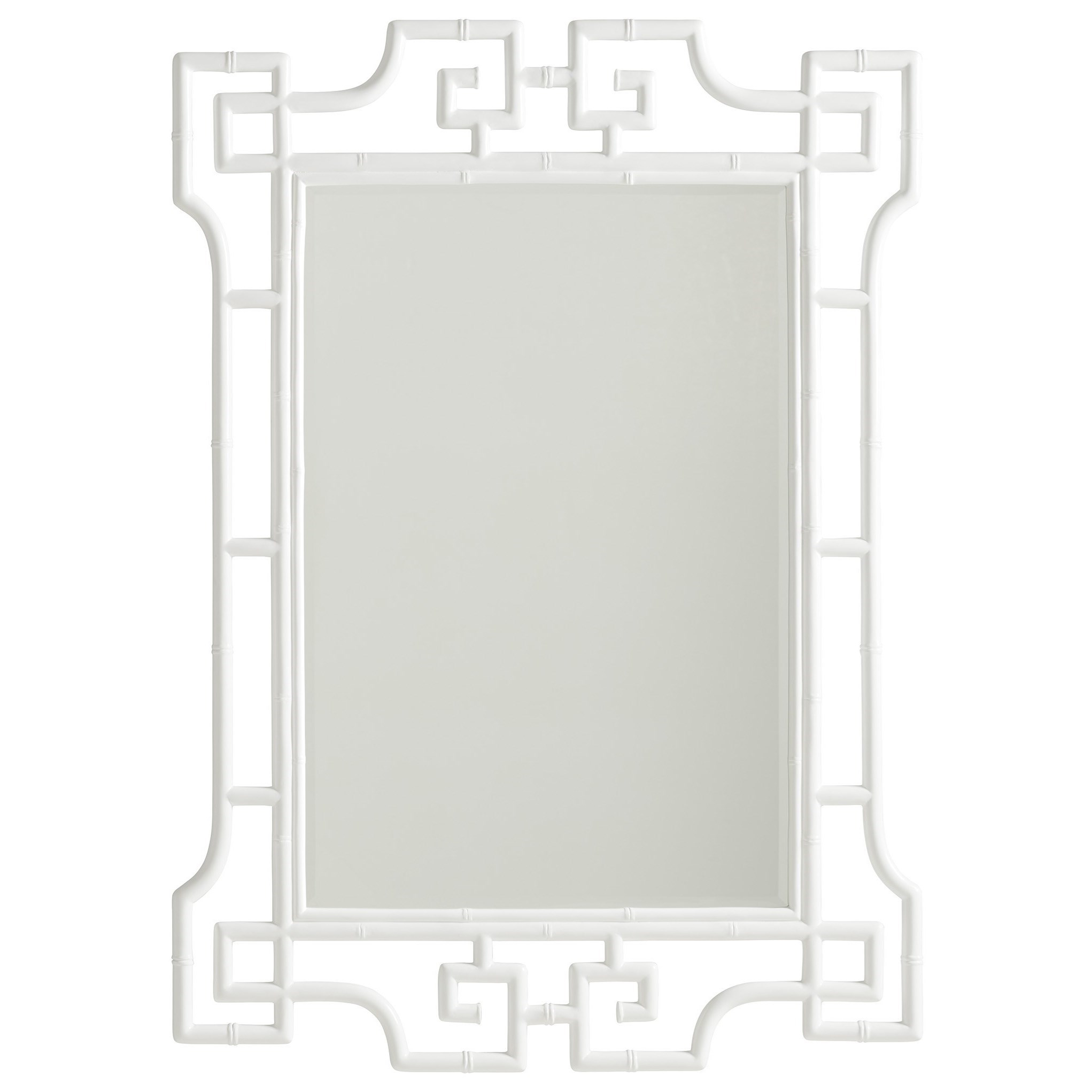 Avondale Hyde Rectangular Mirror by Lexington at Baer's Furniture