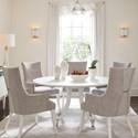 Lexington Avondale 6 Piece Dining Set - Item Number: 415-875C+5X883