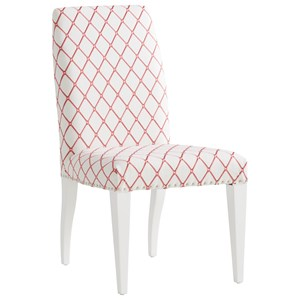 Darien Upholstered Side Chair - Custom