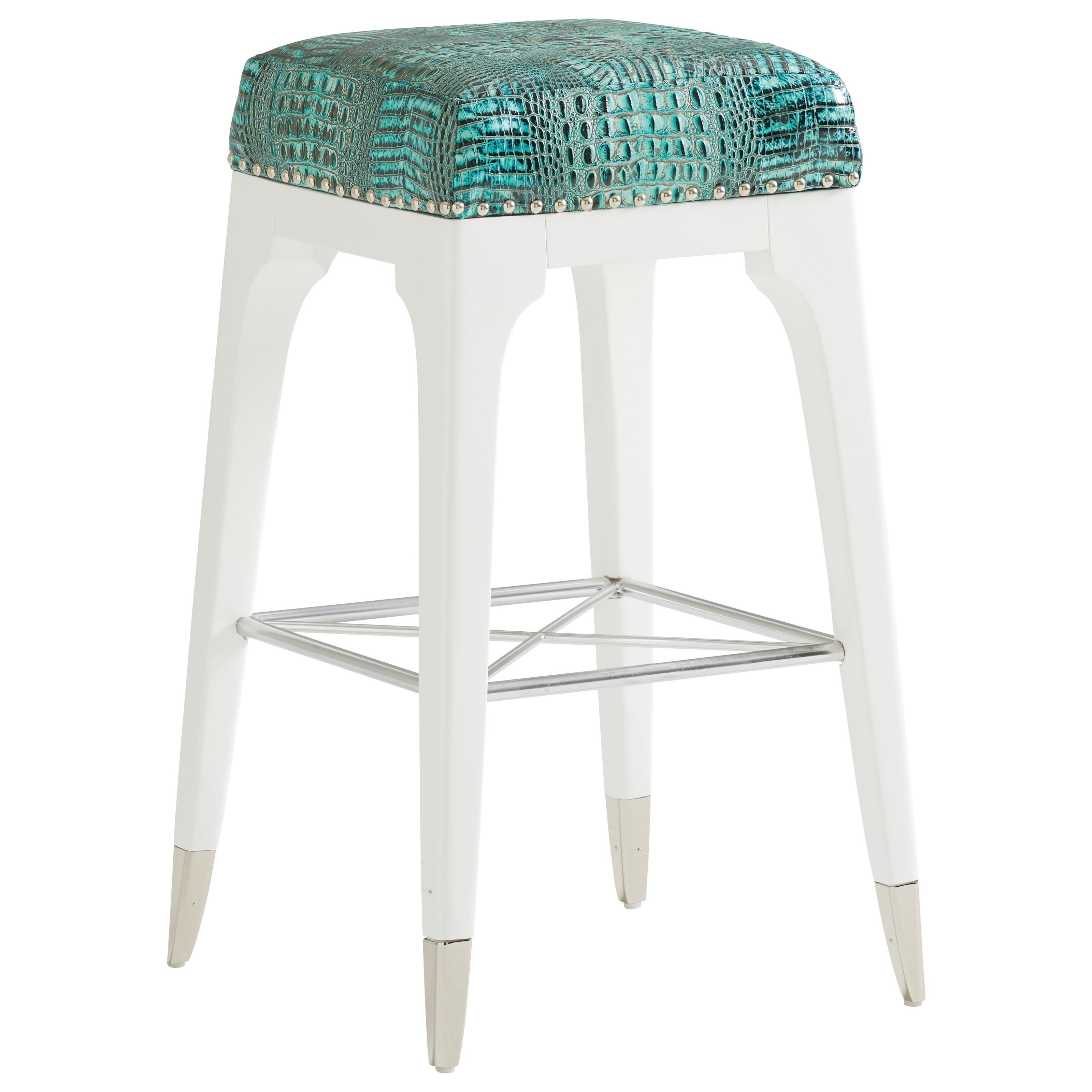 Avondale Northbrook Bar Stool - Custom by Lexington at Johnny Janosik