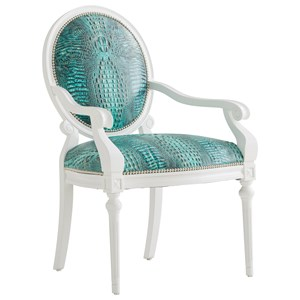 Opal Leather Chair