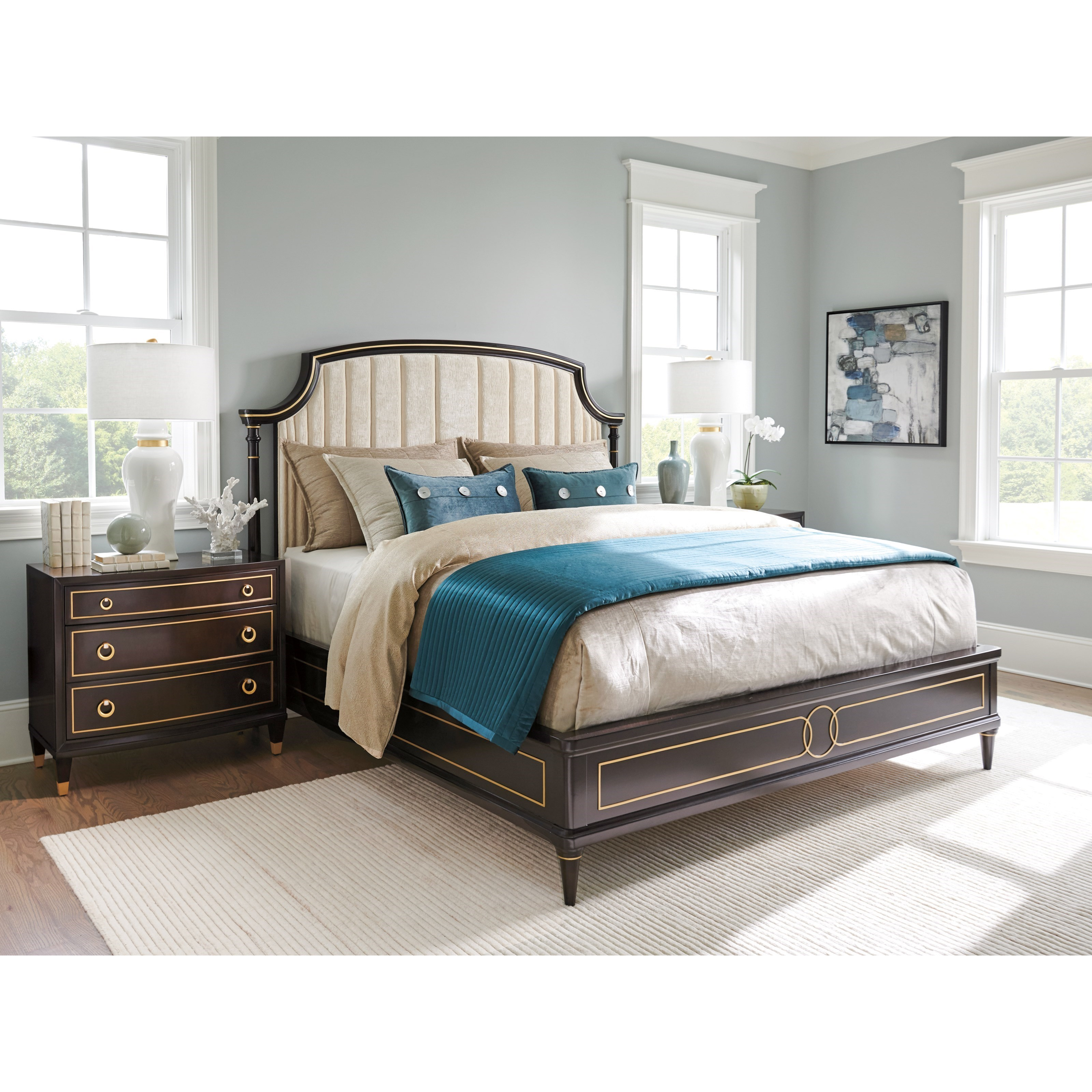 Carlyle Queen Bedroom Group by Lexington at Baer's Furniture