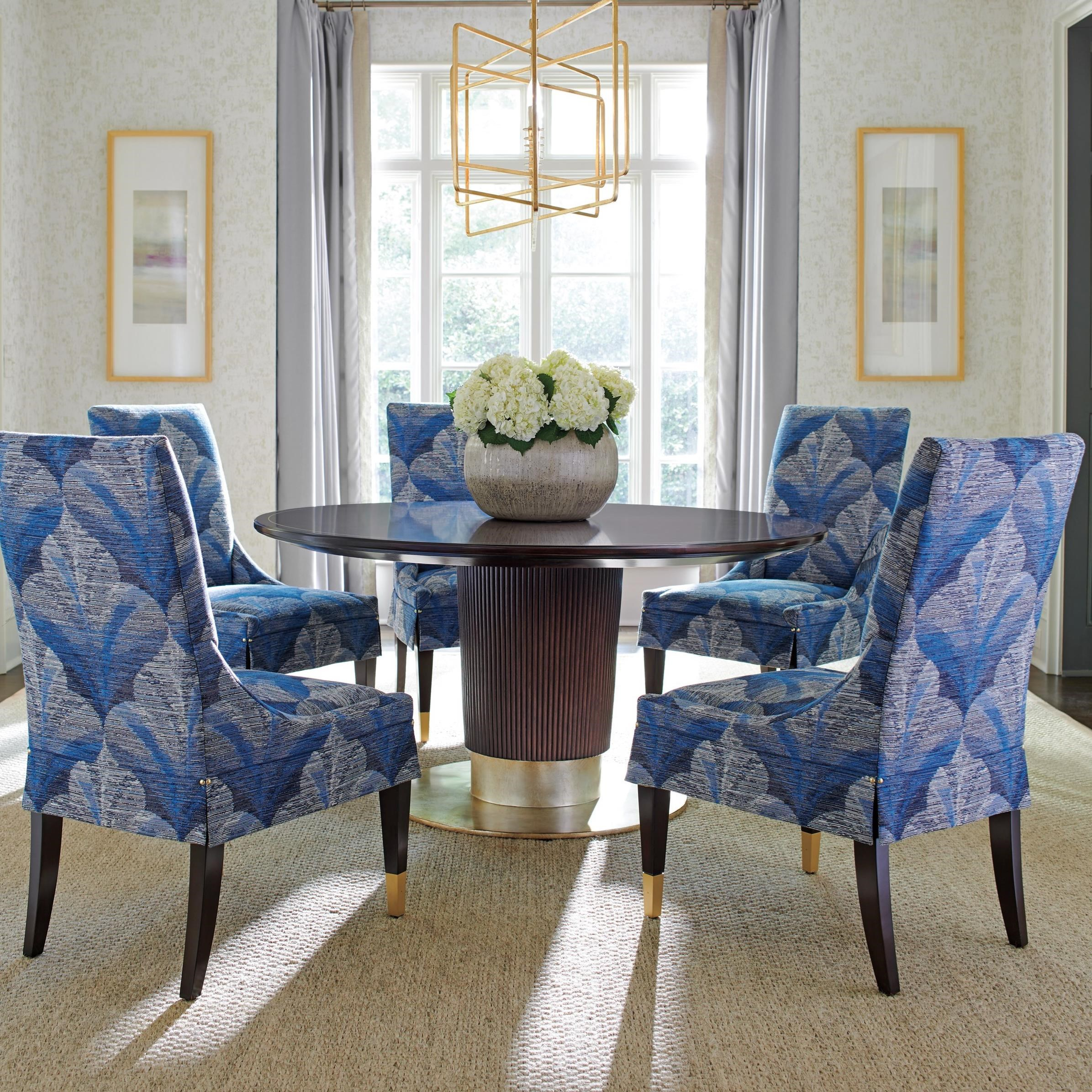 Carlyle 6 Pc Dining Set by Lexington at Baer's Furniture