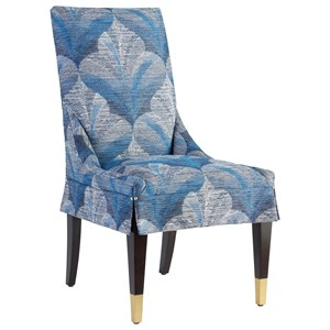 Monarch Upholstered Side Chair - Custom