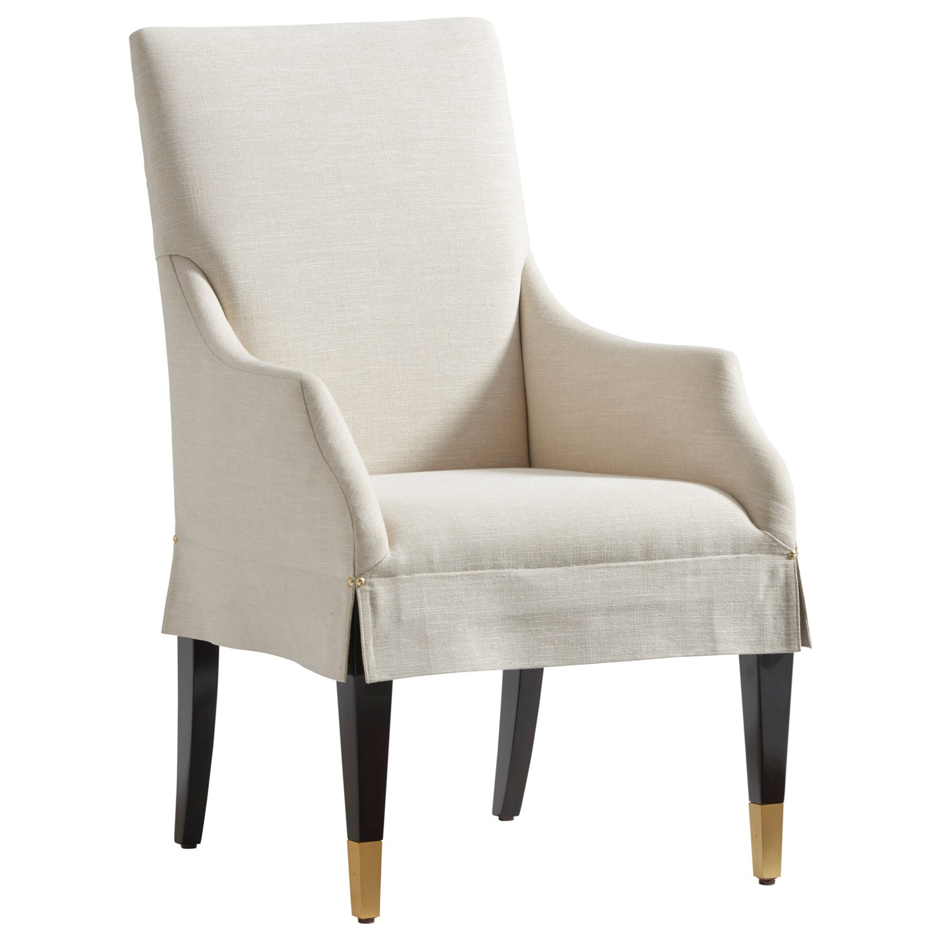 Carlyle Monarch Upholstered Arm Chair by Lexington at Johnny Janosik