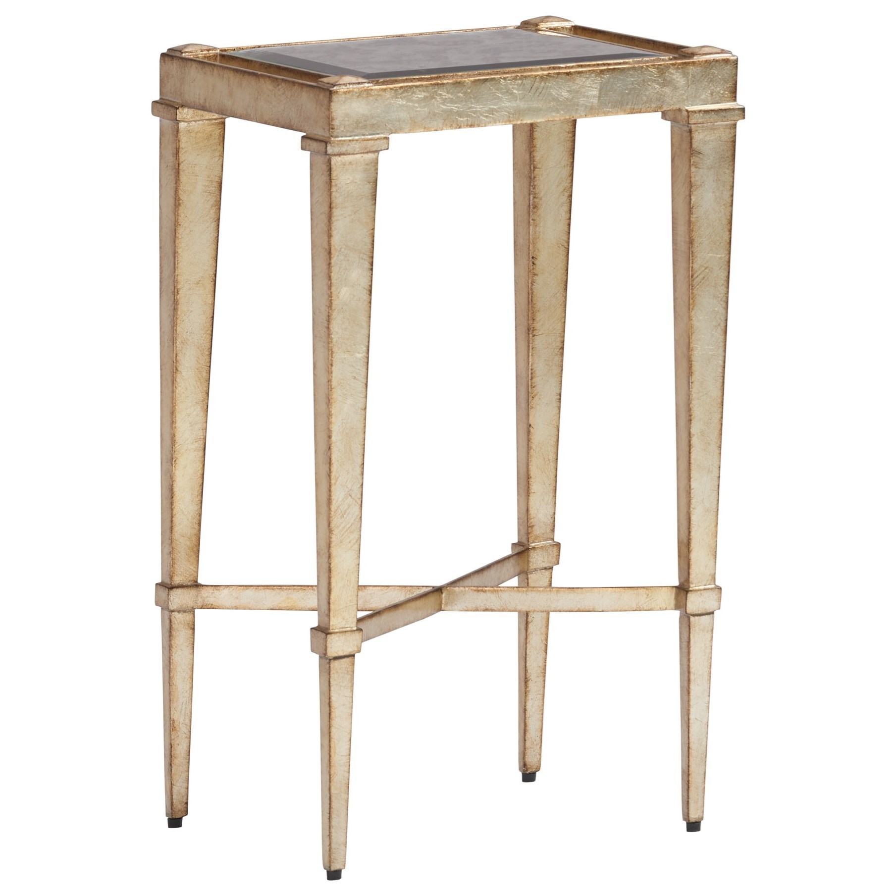 Carlyle Sheldon Chairside Table  by Lexington at Johnny Janosik