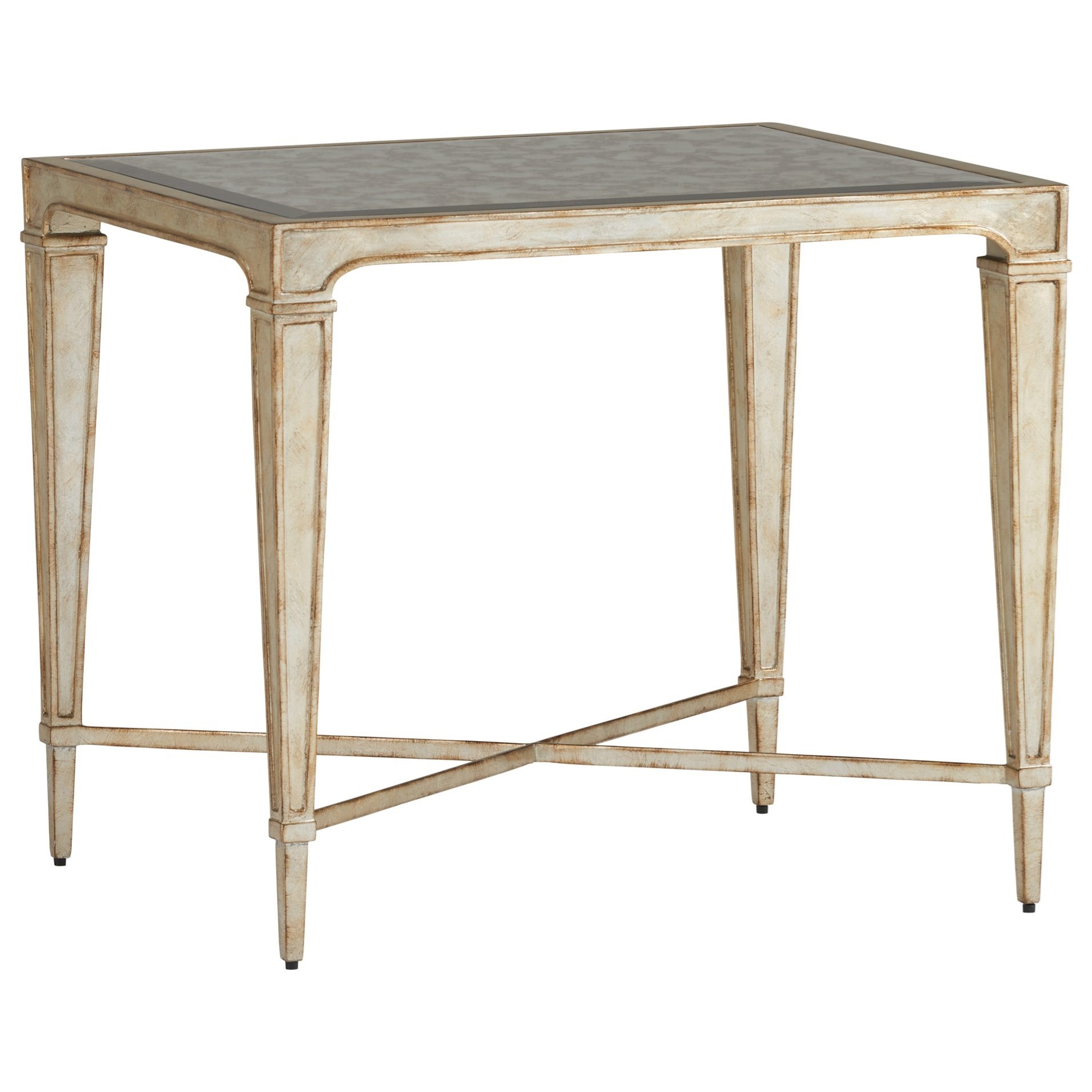 Carlyle Pierre End Table by Lexington at Johnny Janosik