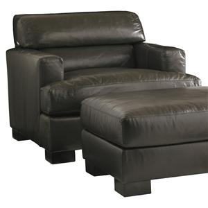 Lexington Carrera Toscana Leather Chair