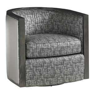 Lexington Carrera Palermo Swivel Chair