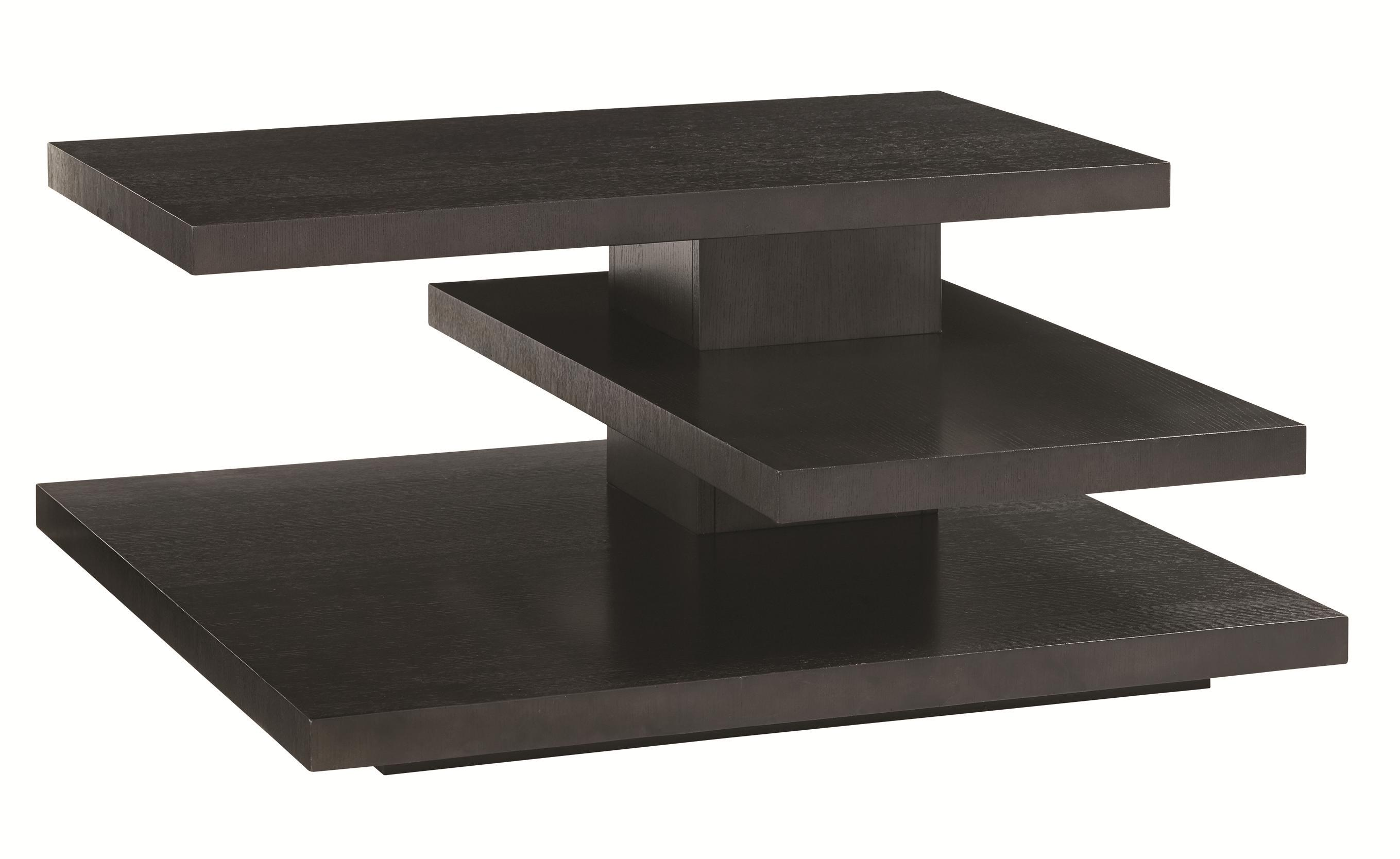 Carrera Evora Square Cocktail Table by Lexington at Baer's Furniture