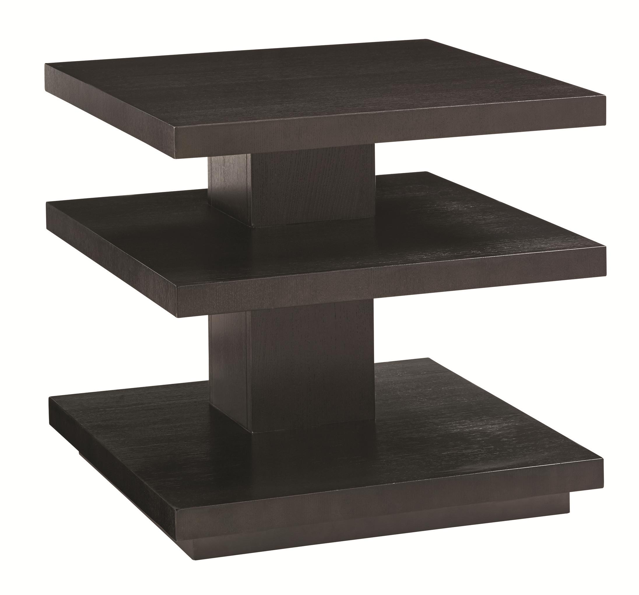 Carrera Ellena Square End Table by Lexington at Johnny Janosik