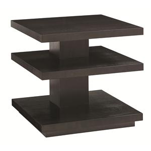 Lexington Carrera Ellena Square End Table