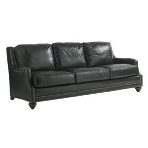 Lexington Coventry Hills Alcot Leather Sofa