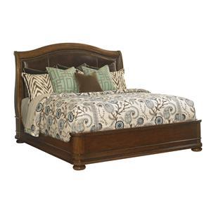 Queen Chandler Mills Upholstered Bed