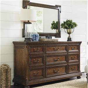 Lexington Coventry Hills Grayson Dresser and Addison Mirror Set