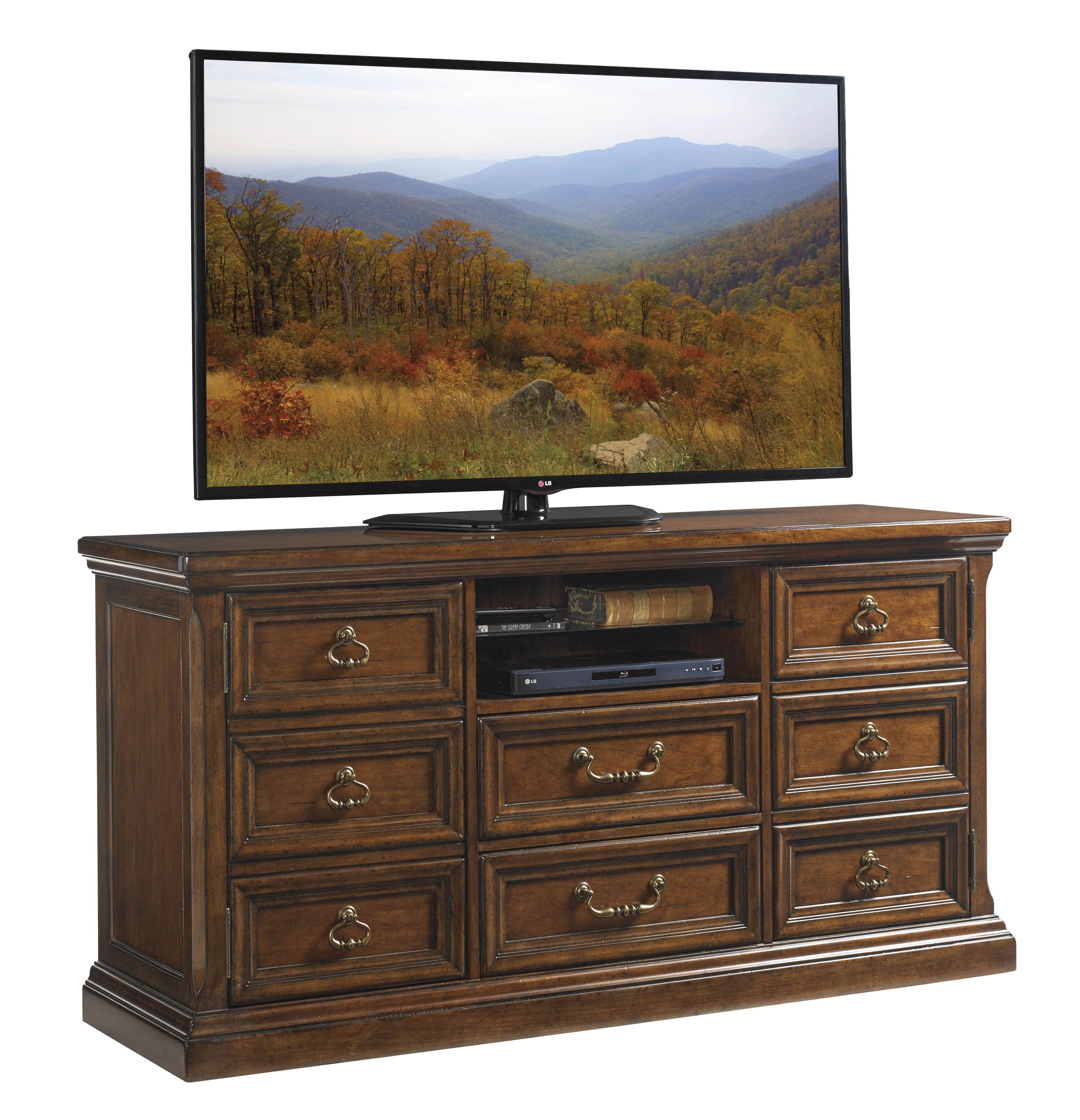 Coventry Hills Provincetown Media Console by Lexington at Johnny Janosik