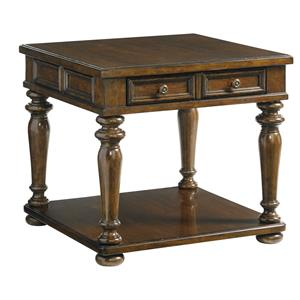 Lexington Coventry Hills Fairfield Lamp Table