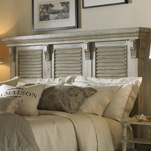 Lexington Henry Link Trading Co Queen Colton's Point Headboard