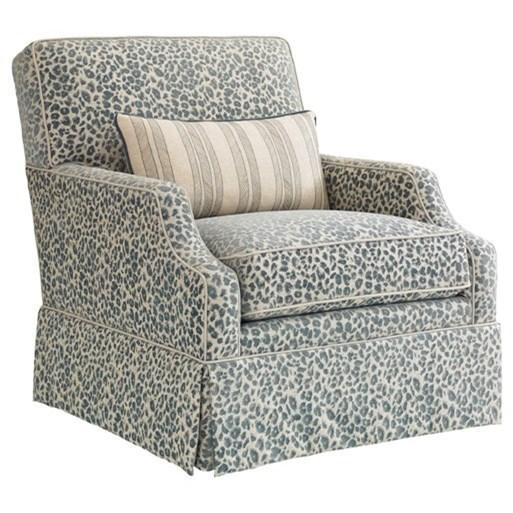 Kensington Place Courtney Swivel Chair by Lexington at Johnny Janosik