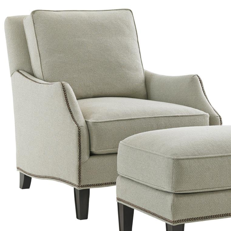 Kensington Place Ashton Chair by Lexington at Johnny Janosik