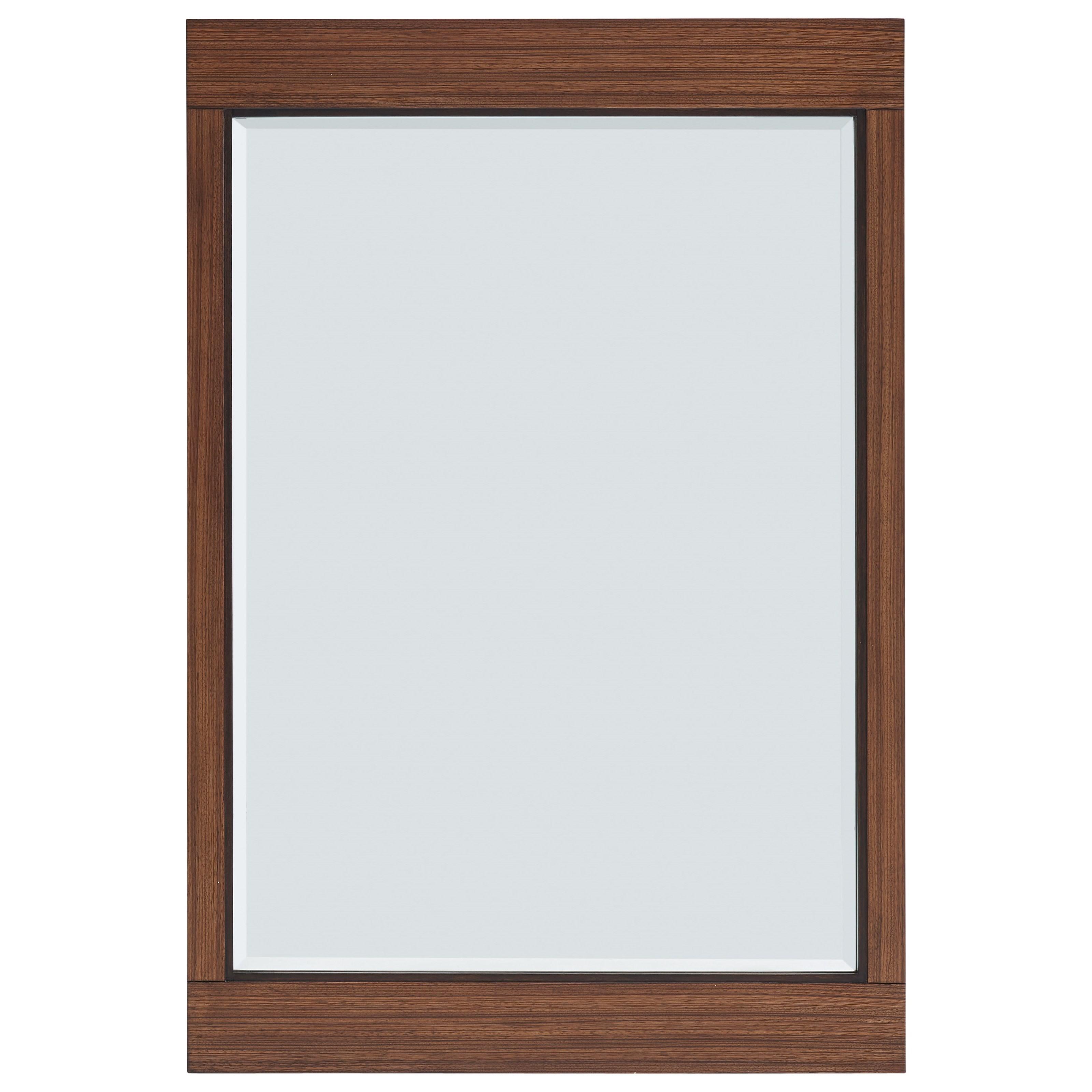 Lexington Kitano Daphne Mirror - Item Number: 734-205