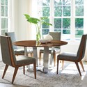 Lexington Kitano 5 Pc Dining Set - Item Number: 734-875C+4X880