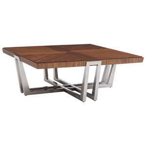 Gianni Square Cocktail Table