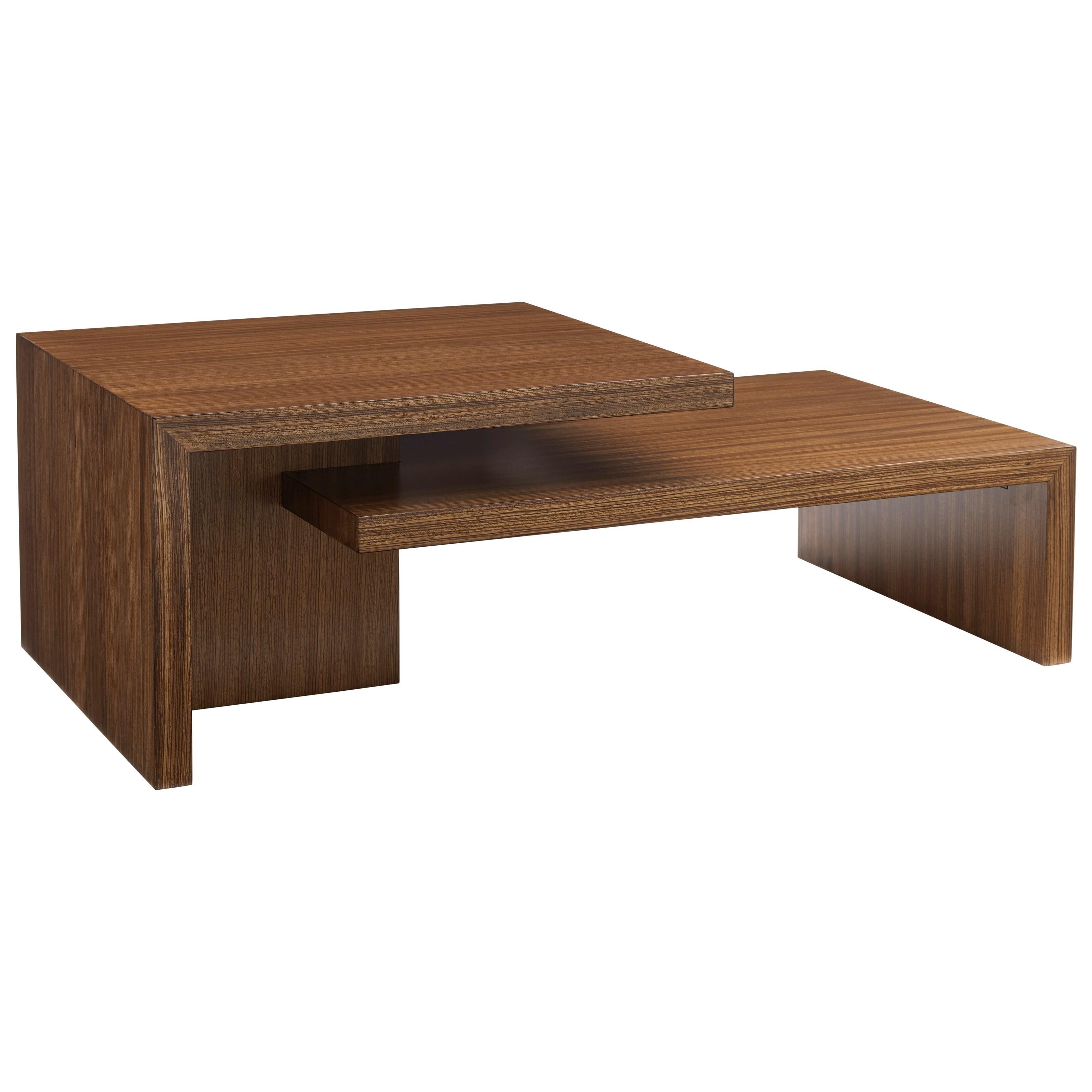 Cascade Cocktail Table