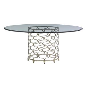 "Lexington LAUREL CANYON Bollinger Dining Table (72"" Top)"