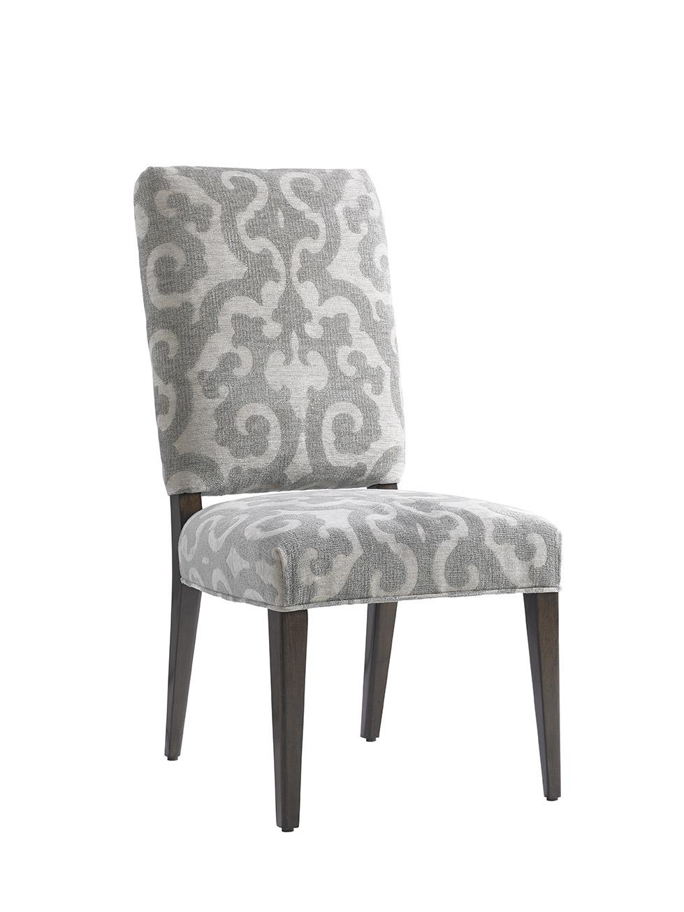 LAUREL CANYON Sierra Side Chair (Custom) by Lexington at Johnny Janosik