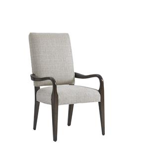 Lexington LAUREL CANYON Sierra Upholstered Arm Chair (Married Fabr)