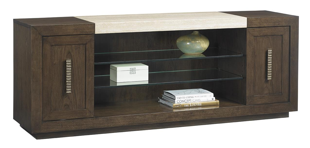 LAUREL CANYON Malibu Vista Media Console by Lexington at Johnny Janosik